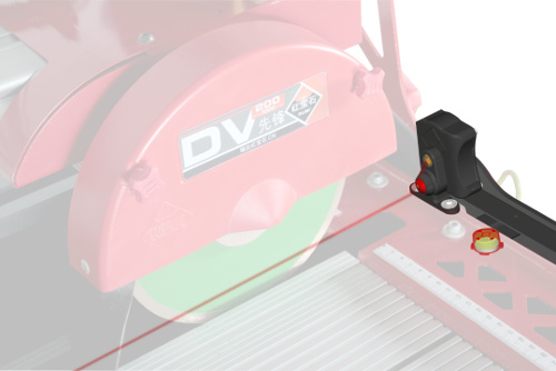 54999 Laser and Level Kit for DV   DC   DS   DX Tile Saws by Rubi