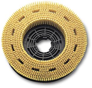 Natural Fiber Brush by Rubi