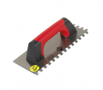Rubi Notched Trowels 45 Degree Rubiflex Closed Handle