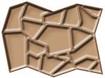 Rubi Natural Stone 2 Texture Mat