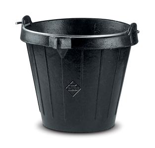Building Site Bucket by Rubi