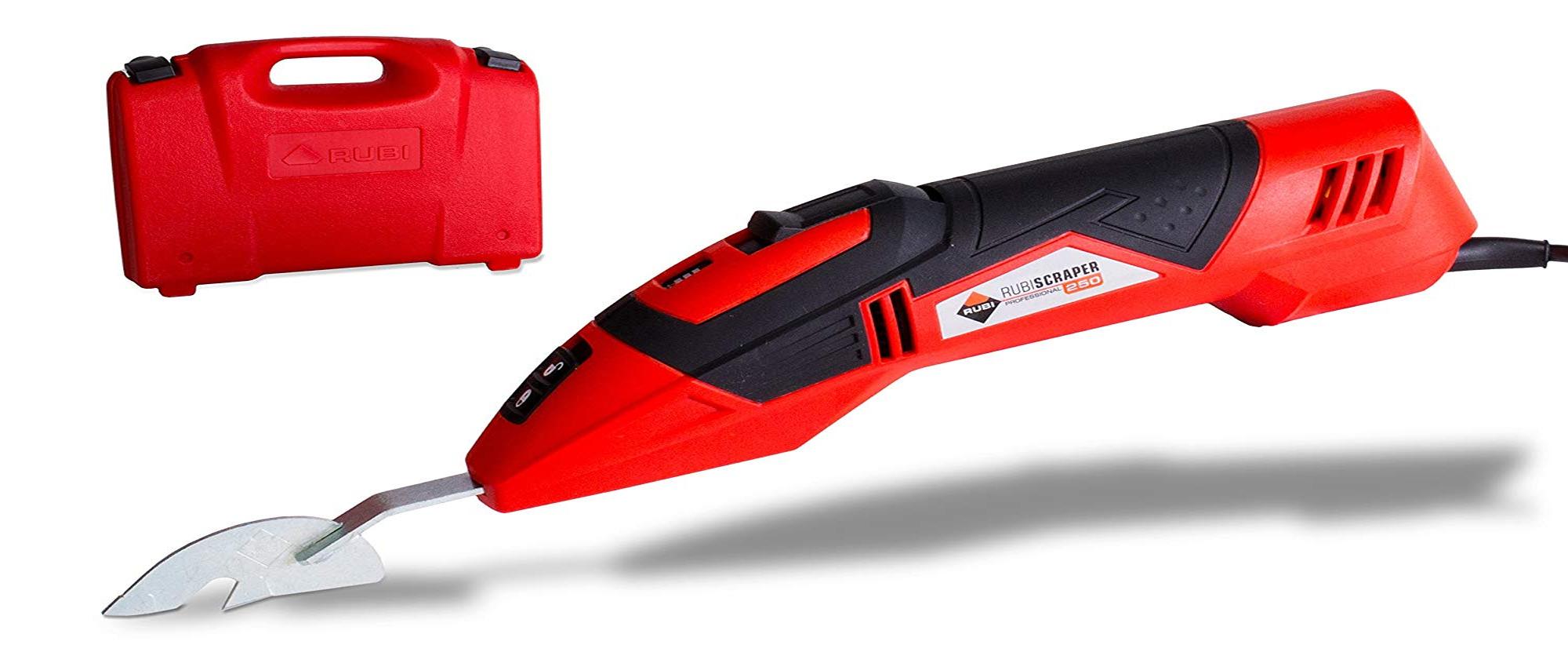Scraper 250  grout scraper removal tool by Rubi
