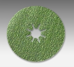 Sia 4515 Siabite 4 1 2 Inch Ceramic Fiber Discs Grits 36 - 120