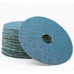 Sia 4819 Siaron 4 1 2 Inch Zirconia Fiber Discs Grits 24 - 80