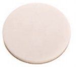 Sia 1010 Firm White Interface Pad 5 Inch