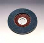 Sia 2824 Conical Regular Fiberglass Siaflap Disc 7 Inch