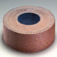 2936 tur JJ Cloth 8 Inch 25 Yard Roll 120 Grit by Sia