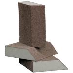 Sia Foam Abrasive Single Angle 4 Sided Block 50 Pack