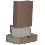 Sia Foam Abrasive 4-Sided 1-inch Block - 10 pack