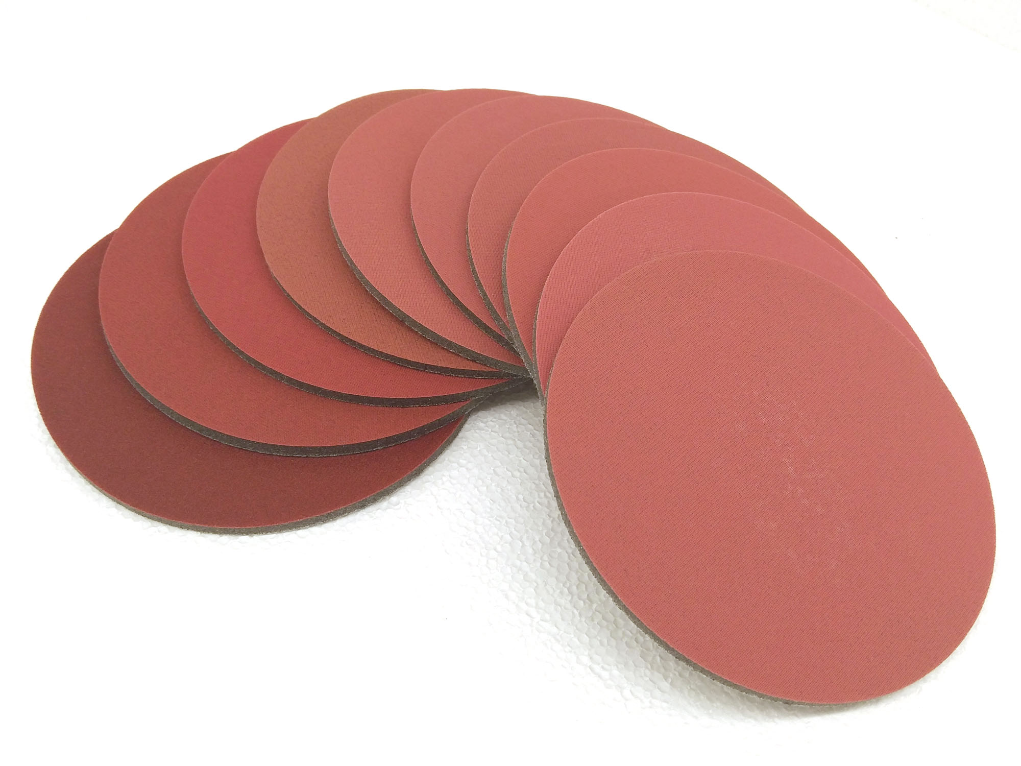 air 3 Inch Sanding and Polishing Discs Outperform Abralon - 10 Pack by Sia
