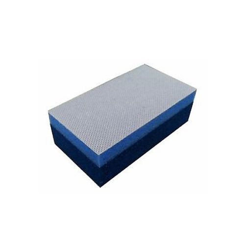 Dry Soft Hook Loop Hand Sanding Block 2 3 4 x 5 Inch by Sia