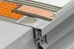 Schluter BARA-RTK Balcony Edging Profiles