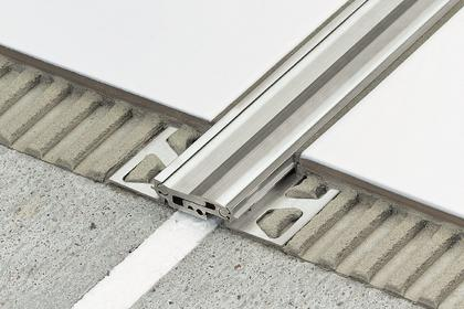 DILEX-BT Expansion Movement Joint Profiles by Schluter Systems