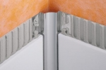 Schluter DILEX-EHK Stainless Steel Cove-Shaped Corner Profiles