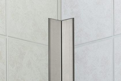 ECK-K Tile Wall Edge Protection Profiles by Schluter Systems