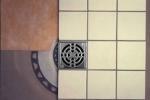 Schluter Systems Kerdi Shower Drain Kit - 6 Inch Grate