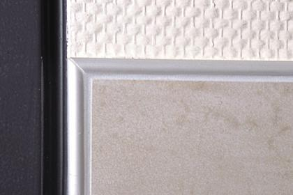RONDEC-DB Anodized Aluminum Decorative Profiles by Schluter Systems