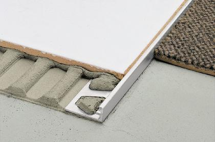 SCHIENE Tile Edge Protection Profiles by Schluter Systems