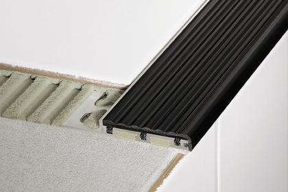 TREP-B Without Thermoplastic Rubber Insert by Schluter Systems