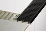 Schluter TREP-B Aluminum Anti-Slip Stair Nosing Profiles