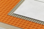 Schluter Systems Ditra Ceramic Tile Underlayment by Sq Foot