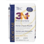 Tec 3N1 Lightweight Performance Latex Modified Mortar 30 Lbs
