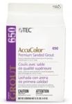 Tec AccuColor Premium Sanded Grout 9 75lb PurePak