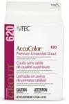 Tec AccuColor Premium Unsanded Grout 9 75lb PurePak