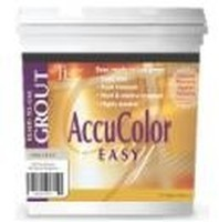 AccuColor Easy Ready to Use Grout 1 2 Gallon by Tec