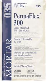 PermaFlex 300 Latex Modified Thin Set Mortar by Tec