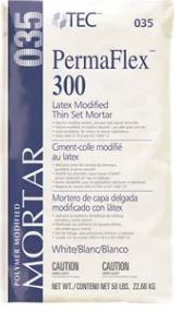 PermaFlex 300 Latex Modified Thin Set Mortar by Tec