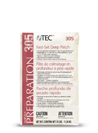 305 Fast-Set Deep Patch by Tec