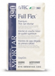 Tec Full Flex Premium Latex Modified ThinSet Mortar 25 - 50 Lbs