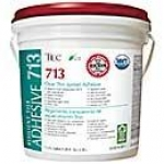 Tec 713 Resilient Clear Thin Spread Adhesive