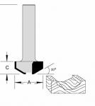 Velepec Raised Panel Bits