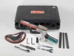 Dynabrade Dynafile II Air-Powered Abrasive Belt Tool Versatility Kits