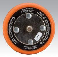 56087 3 Inch Non Vacuum Hook Face Short Nap Disc Pad by Dynabrade