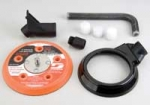 Dynabrade 57122 6 Inch Self-Generated Vacuum Conversion Kit