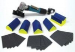 Dynabrade 58010 Dynafine Backsplash Sander Versatility Kit