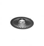 Ebbe Shower Floor Drain 3 Inch Hair Trap