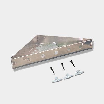 Better Tray Corner Shower Shelf And Footrest
